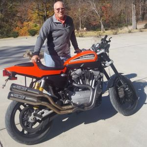 Bought on Bike-urious – 2009 Harley-Davidson XR1200 – Bike