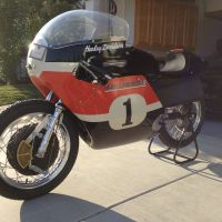 1972 Harley-Davidson XRTT 750