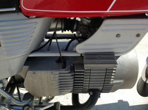 Hercules W2000 - Engine