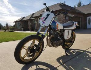 Honda Ascot Dual Sport >> Cosmetic Custom: 1982 Honda FT500 | Bike-urious