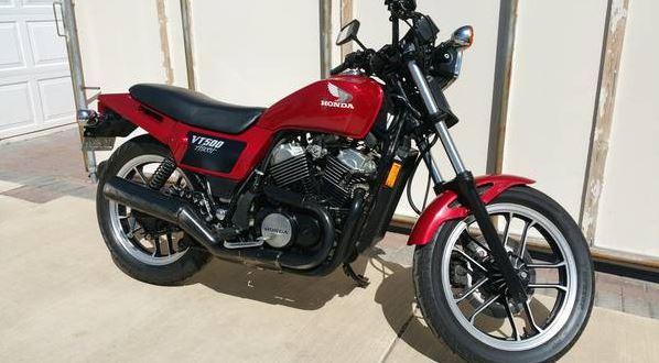 honda ascot vt500   Honda, Touring motorcycles, Motorbikes