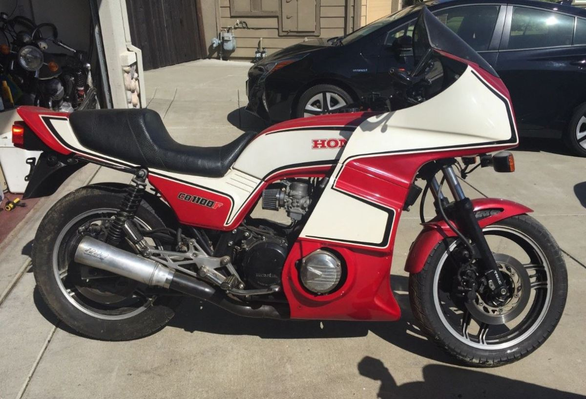 Period Fairing - 1983 Honda CB1100F