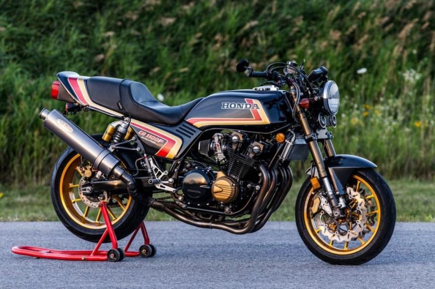 Honda CB1100F Restomod - Right Side