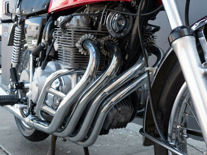 Ending Soon – 1976 Honda CB400F