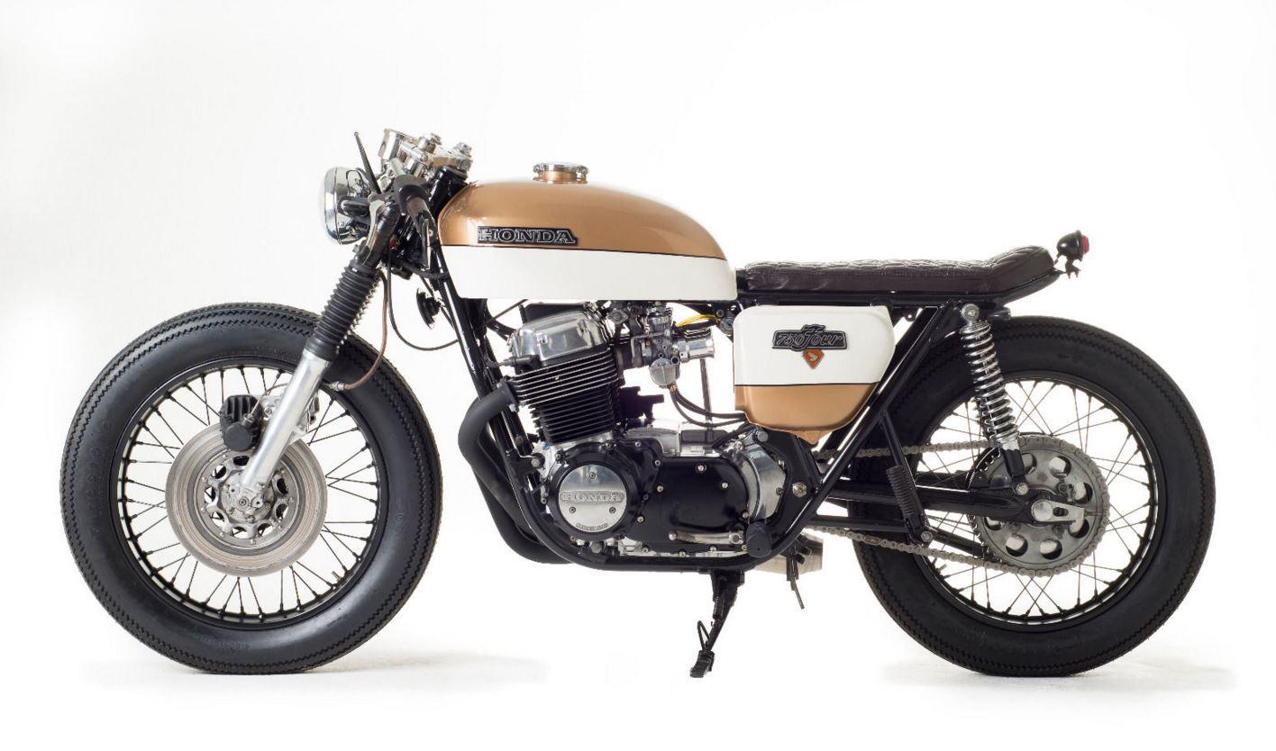 1975 Honda CB750 Cafe Racer