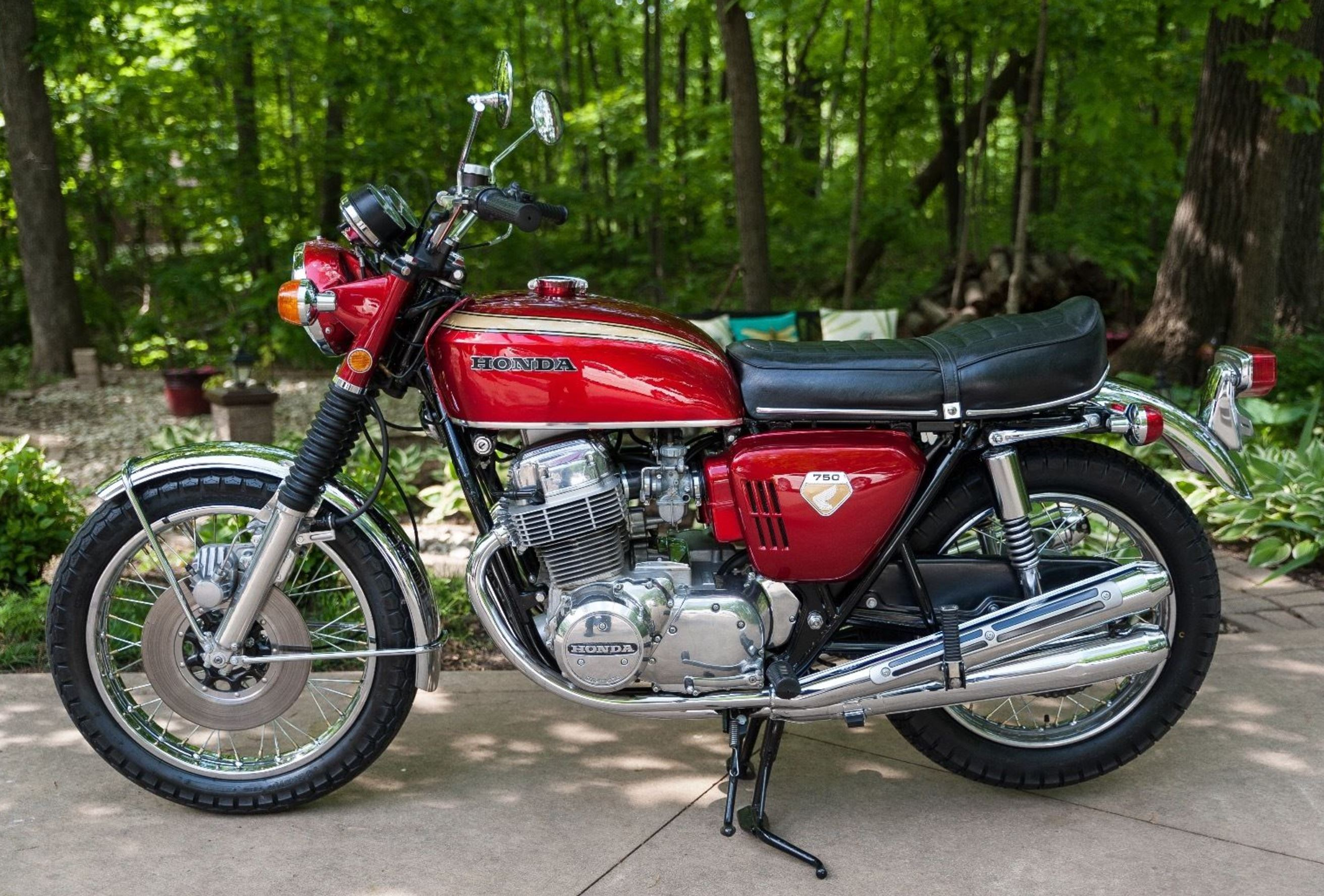 Sandcast K0 1969 Honda Cb750 Bike Urious 1970 Motorcycle Vin Decoder The Number Cb7501004729 Shows That This Was About Halfway Through Run It Has 9562 Miles On Odometer And Looks To Be In Decent