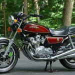 Cover Story 1979 Honda Cb750 Limited Bike Urious