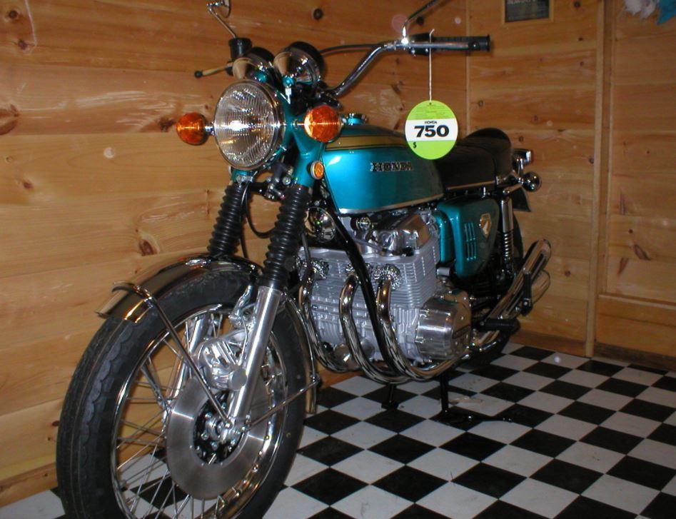 #405 - 1969 Honda CB750