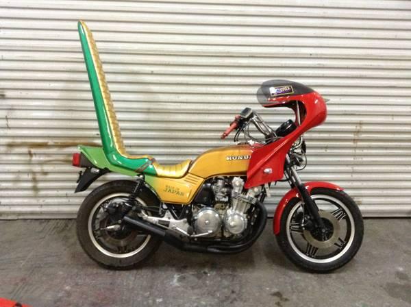 Honda CB750F Bosozoku - Right Side