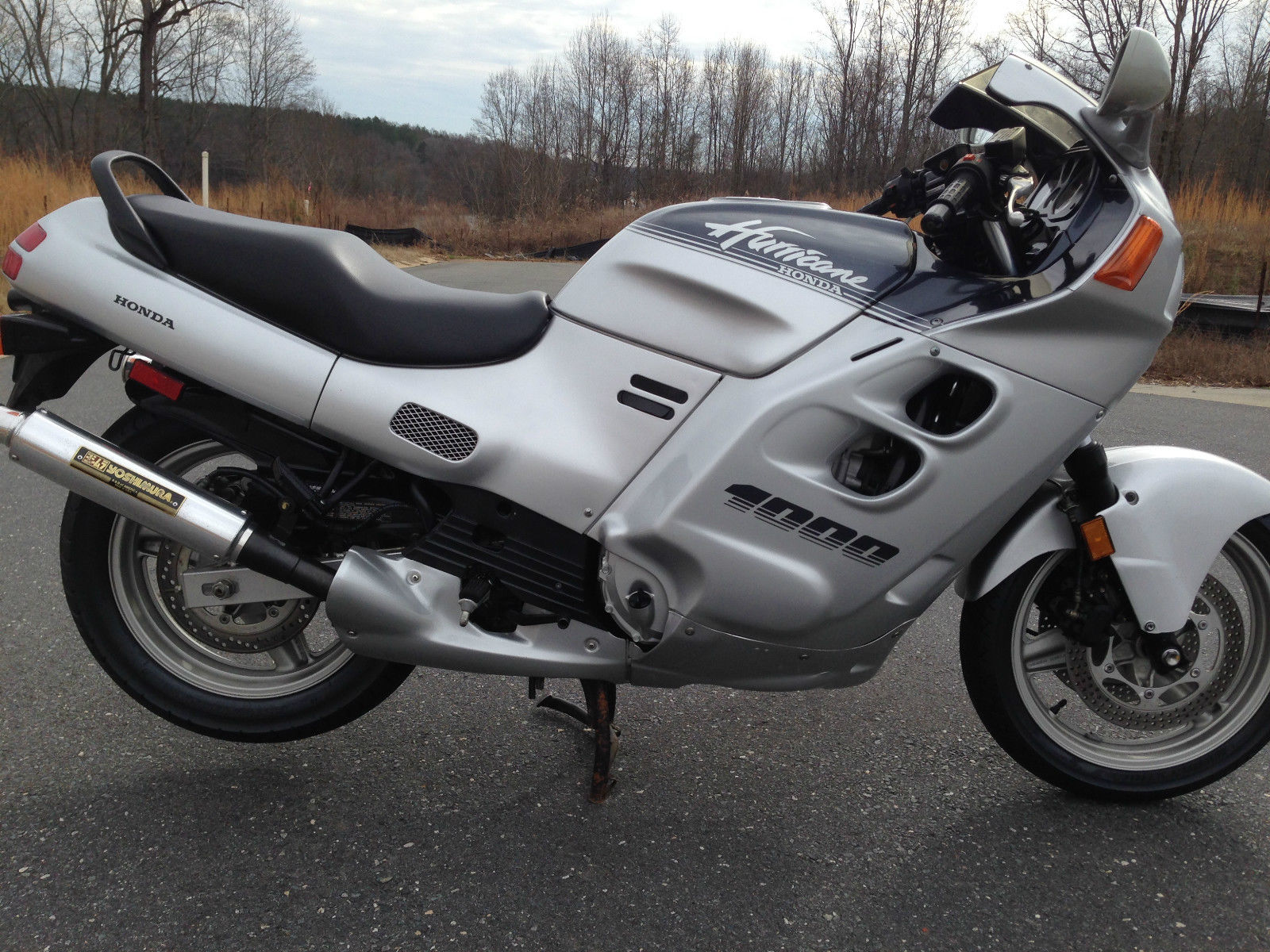 1988 honda cbr1000f hurricane bike urious