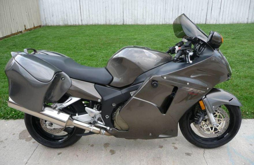 Touring Blackbird 2000 Honda Cbr1100xx Bike Urious
