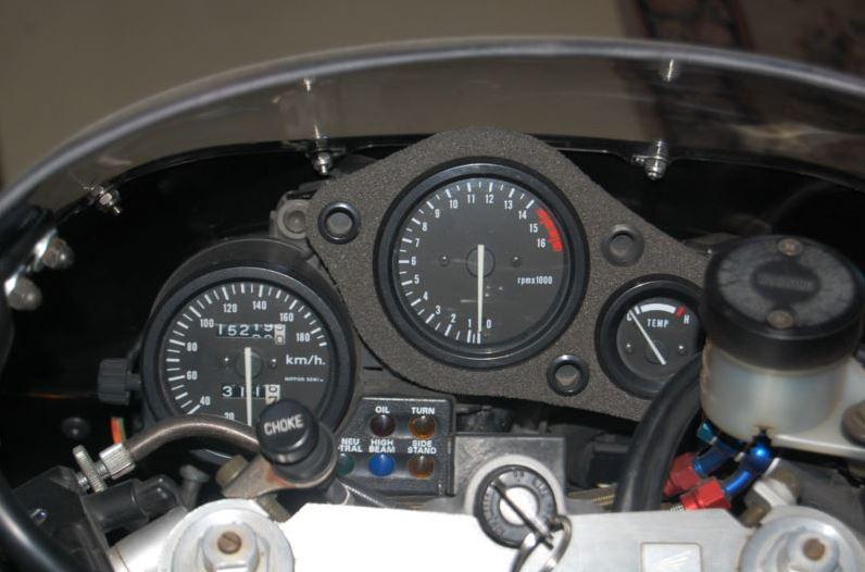 Honda CBR400RR - Gauge Cluster