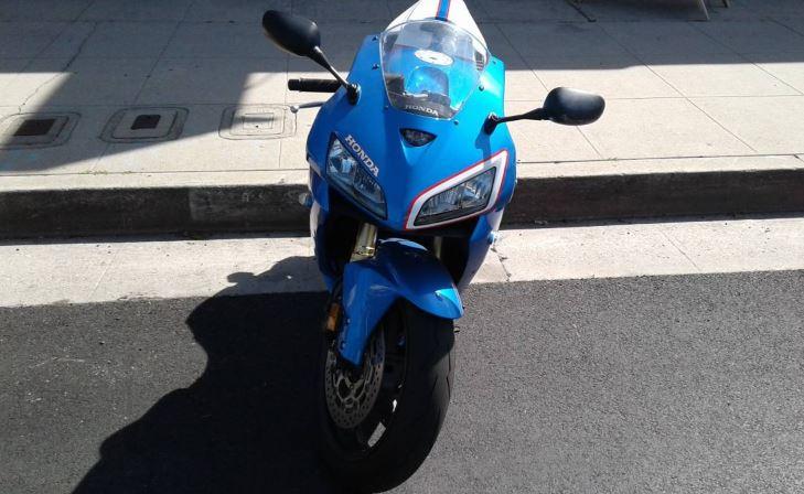 800 Miles 2005 Honda Cbr600rr Bike Urious