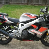One Owner - 1993 Honda CBR900RR