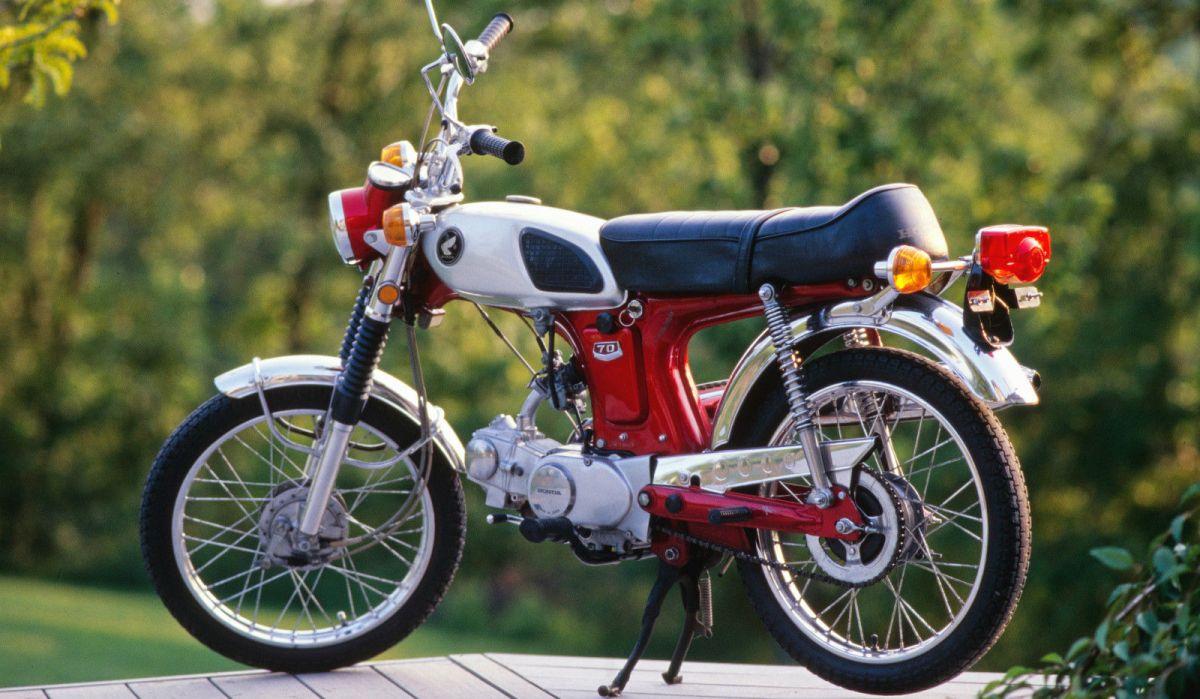 1969 Honda Cl70 Bike Urious