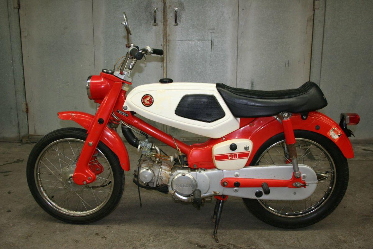 Ending Soon - 1965 Honda CM91 Roadster Kit