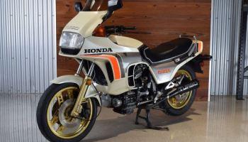 1982 Honda CX500 Turbo – Bike-urious