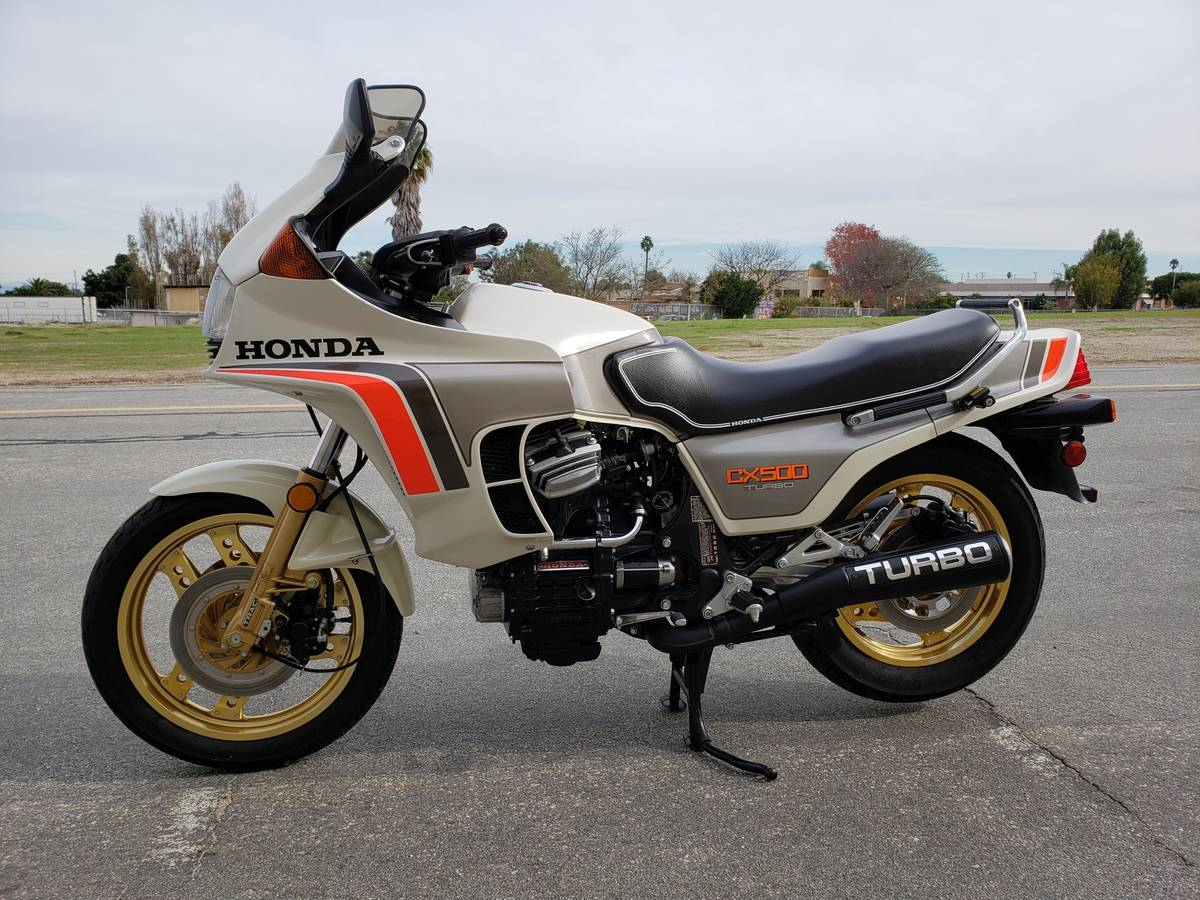 All The 80s Turbos – 5 Bike Collection – Bike-urious