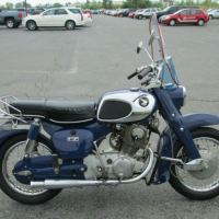 No Reserve - 1965 Honda Dream CA77