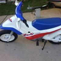1991 Honda Cub EZ 90