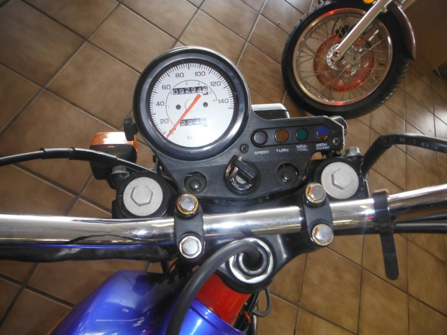 Honda FTR250 - Gauges