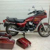 Silver Wing - 1983 Honda GL650 Interstate