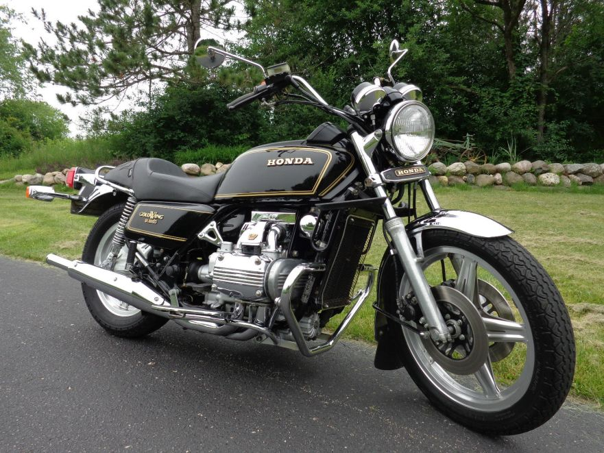 1979 Honda Gold Wing GL1000 | Bike-urious
