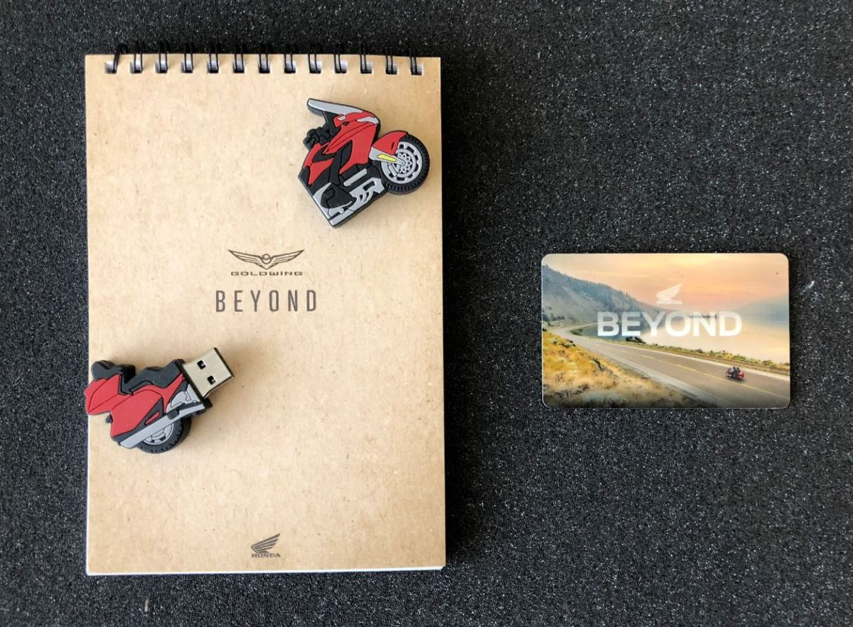 Giveaway - 2018 Honda Gold Wing Goodies