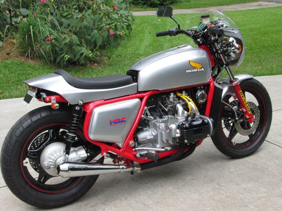 1975 honda gl1000 cafe racer | bike-urious