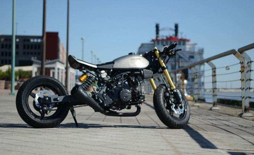 Build Your Own Honda Grom >> Composimo Built – 2015 Honda Grom Custom | Bike-urious