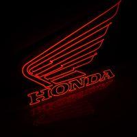 No Reserve - Honda Neon Sign