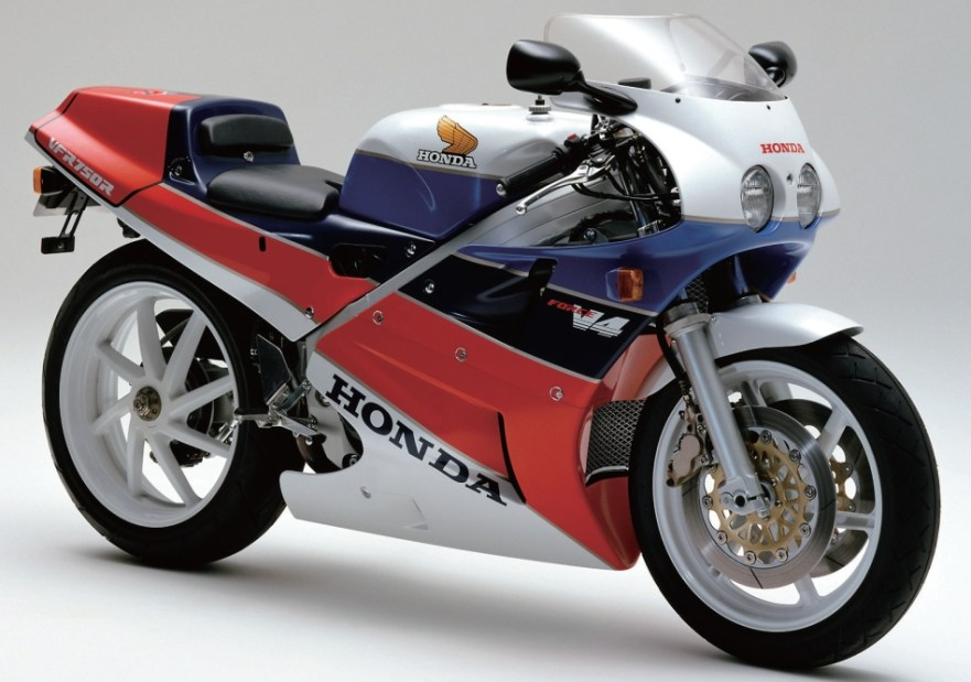 Photo from http://www.motorcyclespecs.co.za/model/honda/honda_vfr750r_rc30.htm