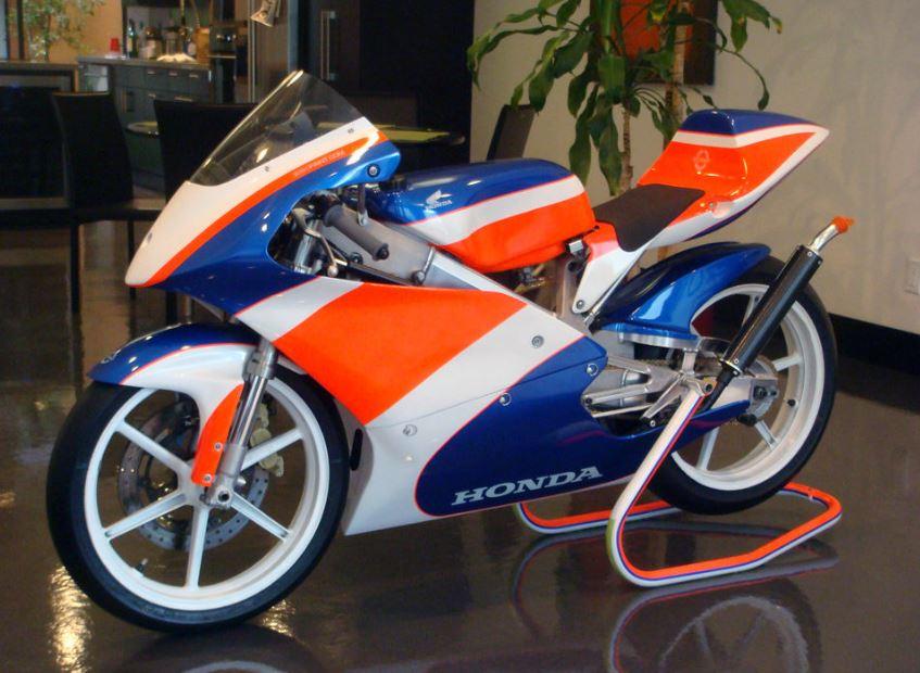 Ultimate Little Racer  U2013 1996 Honda Rs125r