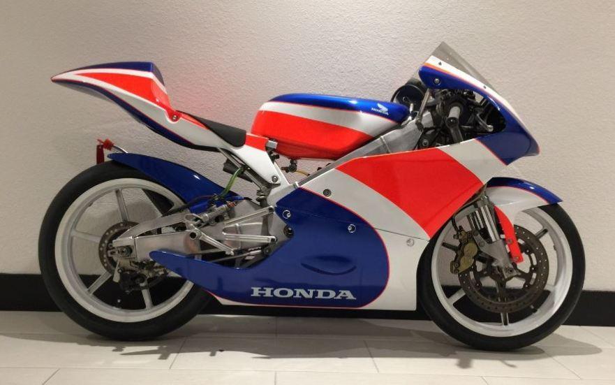 Ultimate Little Racer – 1996 Honda RS125R   Bike-urious