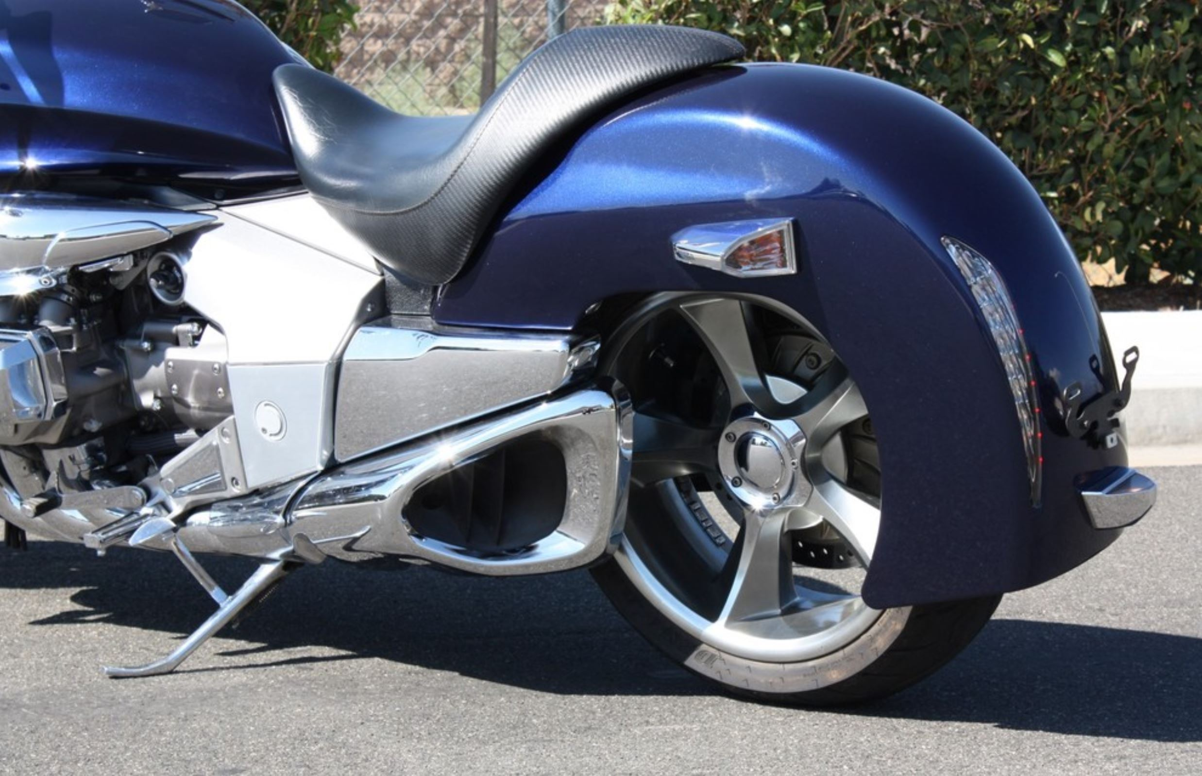 Honda Of Marysville >> No Reserve – 2004 Honda Rune   Bike-urious