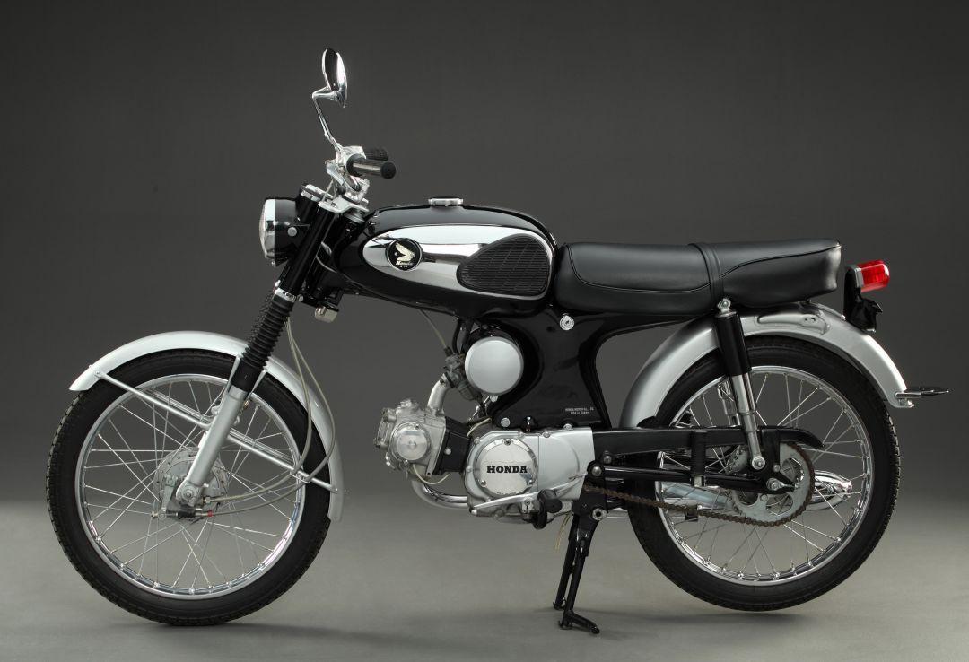 Museum Quality 1967 Honda S90 Bike Urious