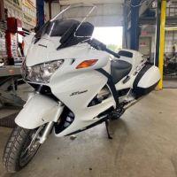 Still New Police - 2017 Honda ST1300PA