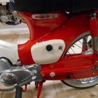 Groovy Little Motorbike - 1966 Honda Super Cub C50