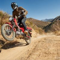 First Ride Review - 2021 Honda Trail 125