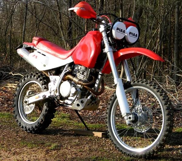 Honda XR650L - 2
