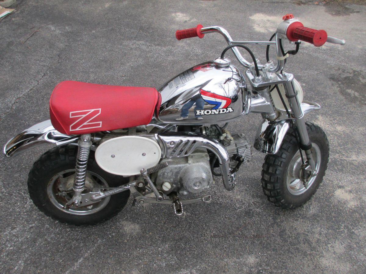 1986 Honda Z50 Christmas Special | Bike-urious
