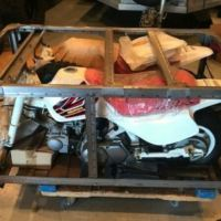 New In Crate - 2x 1999 Honda Z50RX