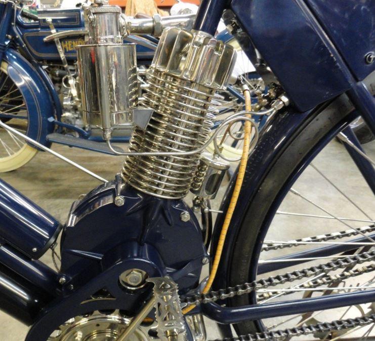 Indian Camelback - Engine