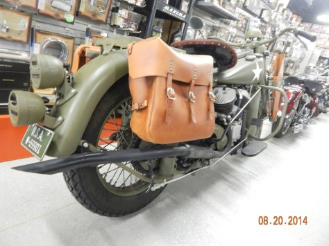Indian Chief 340B - Right Rear