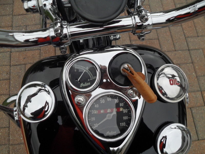 Indian Chief - Gauges