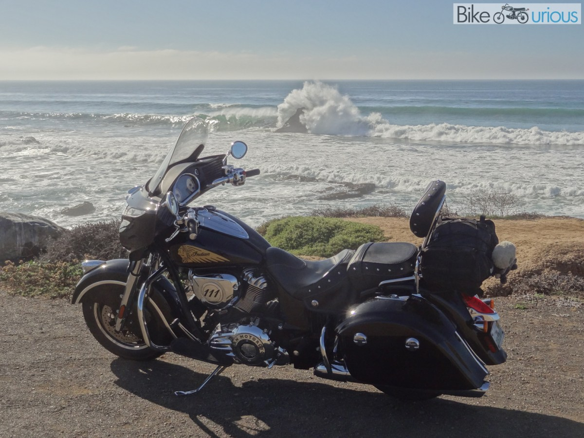 Bike Review 1000 Miles With The 2014 Indian Chieftain