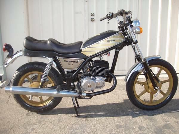 39 Miles - 1980 Italjet Roadmaster - Bike-urious