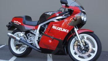 JDM Lucky Strike – 1999 Suzuki GSXR750 – Bike-urious