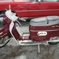 1965 Jawa Manet 100