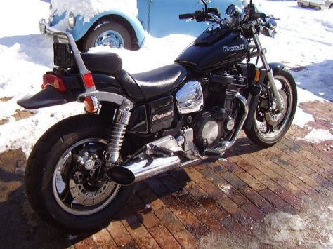 Kawasaki Eliminator ZL900 - Rear Right